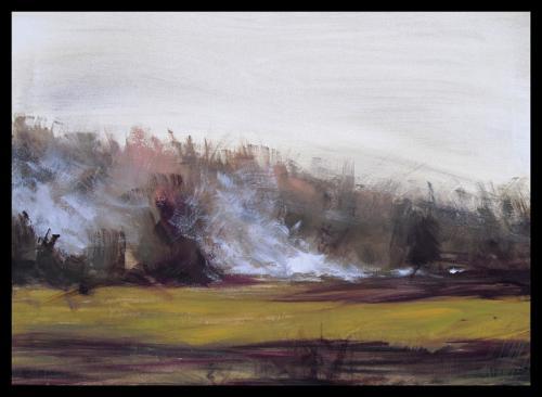 Dymny las