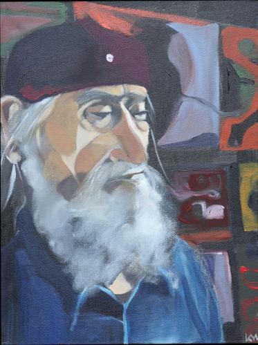 Portret Pana Alfonsa