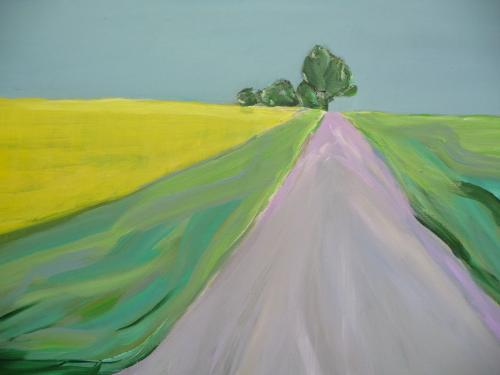 Droga za widnokrąg